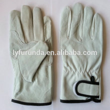 goat Leather work safety gloves driver