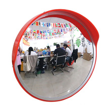 Customized Wide Angle acrylic,  outdoor road car traffic safety convex parabolic mirror road convex mirror/