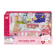 16 Zoll Berührungs-Induktions-Puppe-reizende Baby-Puppe (H0066176)