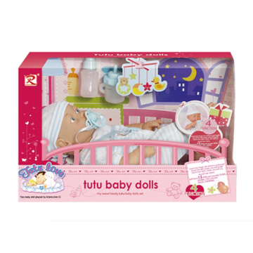 16 Inch Touch Induction Doll Lovely Baby Doll (H0066176)