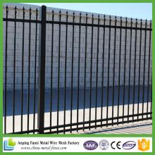 Paneles baratos de la cerca del hierro labrado para la venta
