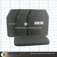 Stand alone Hard Armor ballistic panel plate