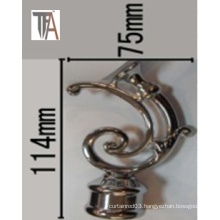 New Curtain Cap for Curtain Rod Accessories