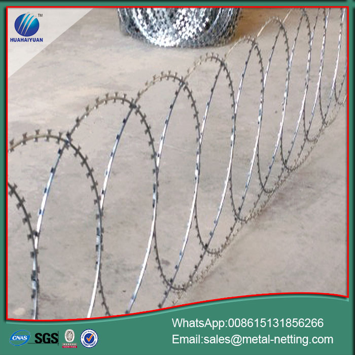 Security Flat Blade Wire