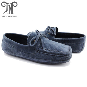 hot sales product men's winter moccasin slippers