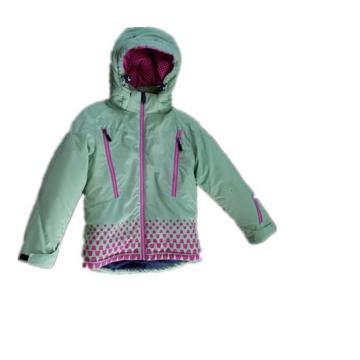 Selant зеленый с капюшоном Ran куртка/плащи для ребенка/детей