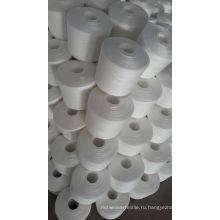 100% Закрученная Пряжа полиэфира для джинсы (20С/3)