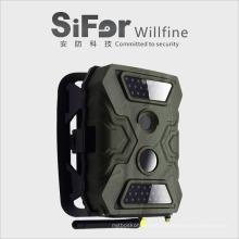sistema de cámara de seguridad para el movimiento de las casas con un monitor oculto de 940nm ir leds invisible