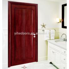 Porte affleurante en contreplaqué Porte affleurante design en bois moderne