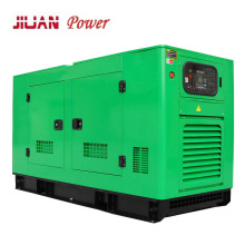 50kVA Lovol diesel generador silencioso con el interruptor de transferencia automática