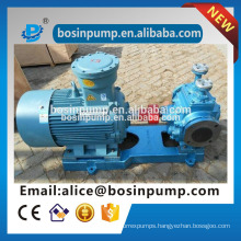 LQB hot oil pump /hot temperature pump/ heated jacket asphalt pump