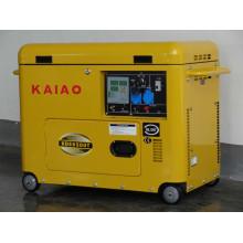 5kVA Дизель-генератор Портативный тихий тип