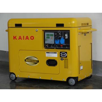 5kVA Diesel Generator Portable Silent Type