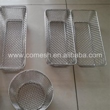 French Fries Bread Stainless Steel Basket