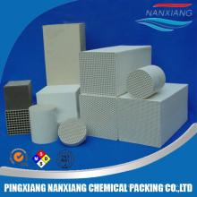 керамические соты теплообменника для промышленной печи