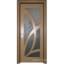 Porte vitrée intérieure (WX-PW-309)