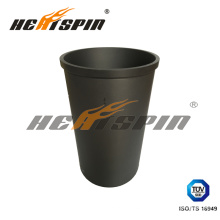 Cylinder Liner/Sleeve 6D16 Me071224/1225 with Flange Phosphated for Mitsubishi Engine