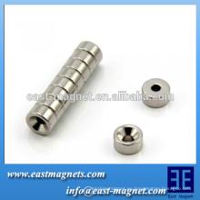 10 mm de diámetro x 5 mm de espesor x 3,2 mm imán / fregadero Imán de neodimio - 2 kg