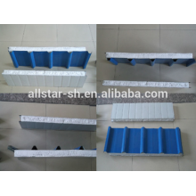 Professional usde eps sandwich panel machine,sandwich panel making machine