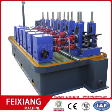 High speed steel weld pipe machine