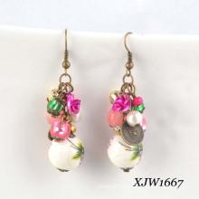 Art- und Weiseohrring / schöner hängender Ohrring (XJW1667)