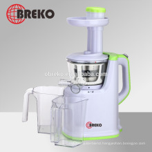 Fruit and vegetable Slow juicer with tritan auger