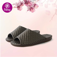 Pansy Comfort Shoes Sofa Material Antibacterial Indoor Slippers For Man