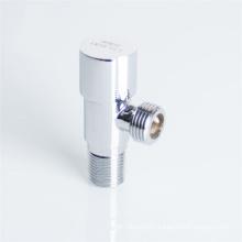 1/4 Turn Brass Water Stop Valve Modern 1/2 Inch Brass Angle Valve For Bathroom