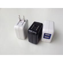 5v 2.1a cargador rápido / cargador dual del usb