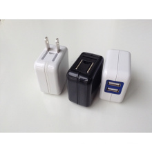 5v 2.1a quick charger/dual usb charger