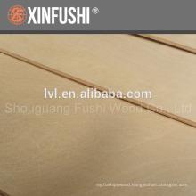 E/F grade Birch plywood made in China