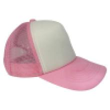 Meshback Cap with Plastic Strap (trucker_1)