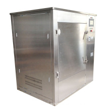 Industrial microwave drying and sterilizing machine