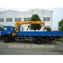 Heißer Verkauf Dongfeng 4x2 LKW mit Kran, 5 Tonnen LKW Kran