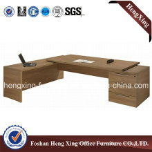 Melamine Laminated Executive Desk with Factory Direct Price (HX-6M021)