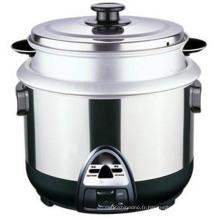Hot Model 1.5 L Cuisinière à riz à gaz Al Rice Pot
