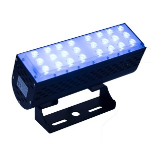 IP67 Waterproof Wireless RGB LED Wall Washer