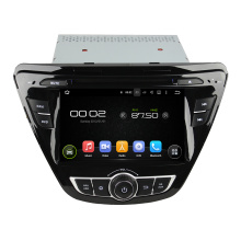 Android 7.1 Hyundai Elantra 2014 Car Audio Parts