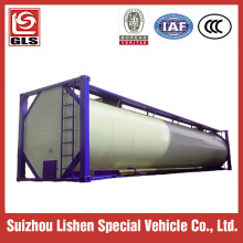 20' CCC Certificate ISO Standard Tank Container for Sale Storage Tank