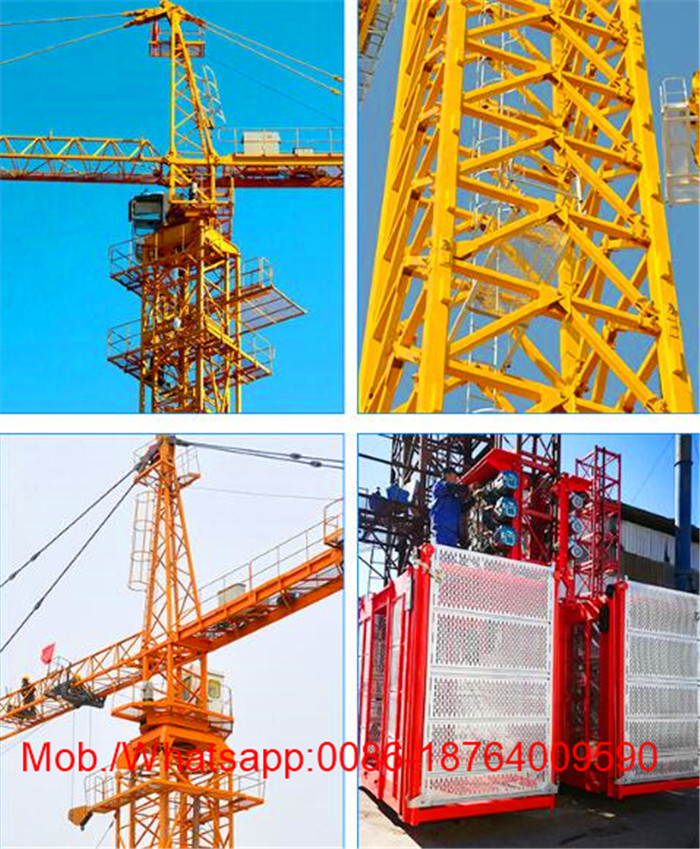 Top Kits Tower Crane