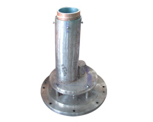Component of assemble for continuous casting machine