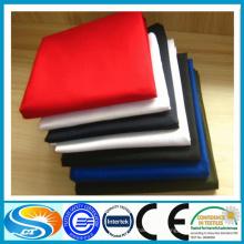 TC65 / 35 133X72 58/59 pouces en tissu de vêtement, tissu uniforme blanchi blanc, tissu de vêtement teint