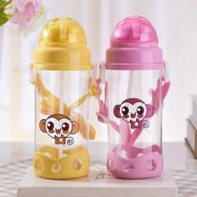 Lovely 401-500ml Plastic Baby Bottle