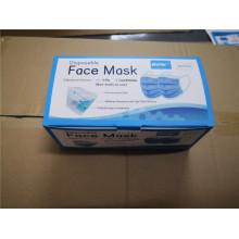 envío rápido fácil de la máscara de 3ply