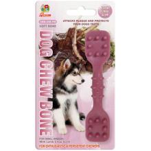 "Percell 4,5 ""Dura Chew Toy Dumbbell Lamb Scent"
