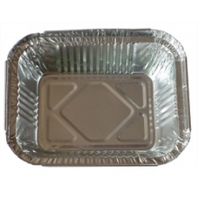 Disposable Household Round Aluminum/Aluminium Foil Food Container
