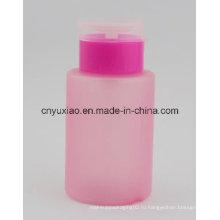 Пластиковая бутылка с ногтевым насосом 150ml