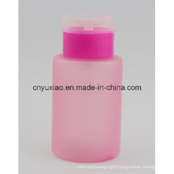 Plastic Bottle with Nail Pump 150ml