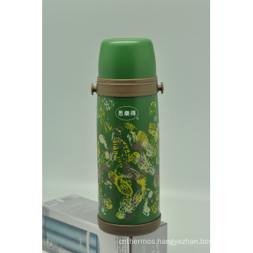 High Quality 304 Stainless Steel Double Wall Vacuum Flask
