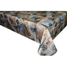 Pvc Impreso mesa cubre en línea de compras